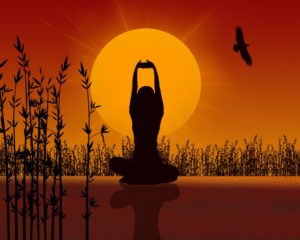 Yoga bij VakantieAnders
