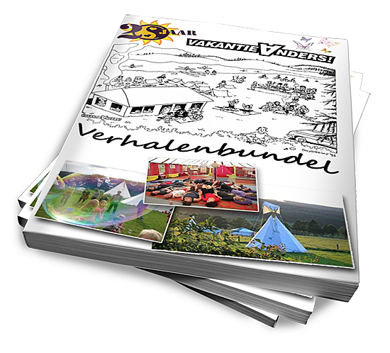 E-book Verhalenbundel VakantieAnders