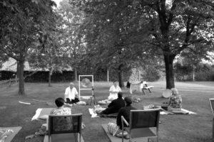 Klankreizen, reiki, meditatie en yoga